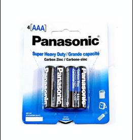 Panasonic AAA Batteries