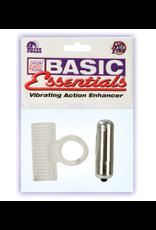 Basic Essentials Basic Essentials Vibrating Action Enhancer