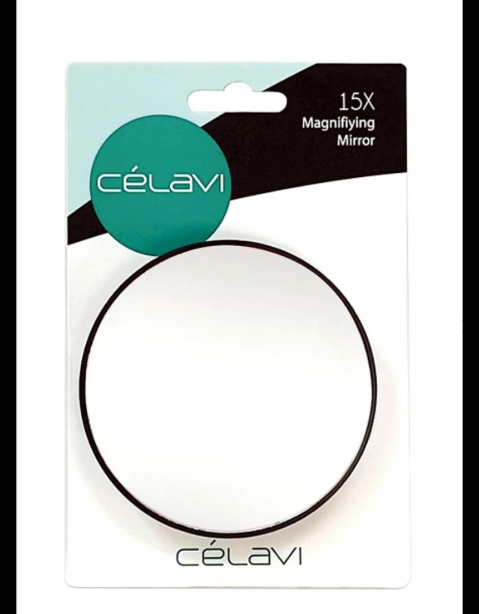CELAVI 15X MAGNIFIYING MIRROR