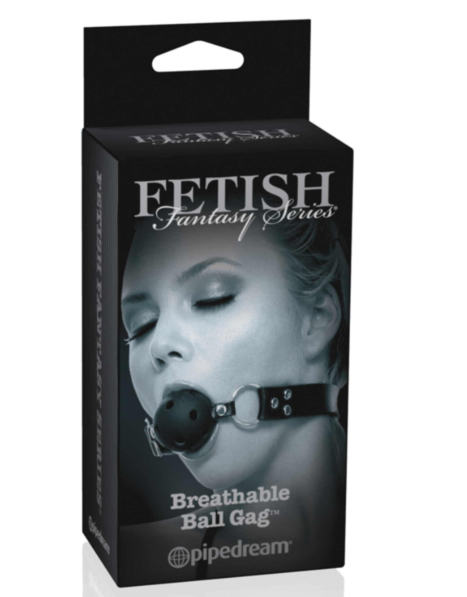 Fetish Fantasy Limited Edition Breathable Ball Gag