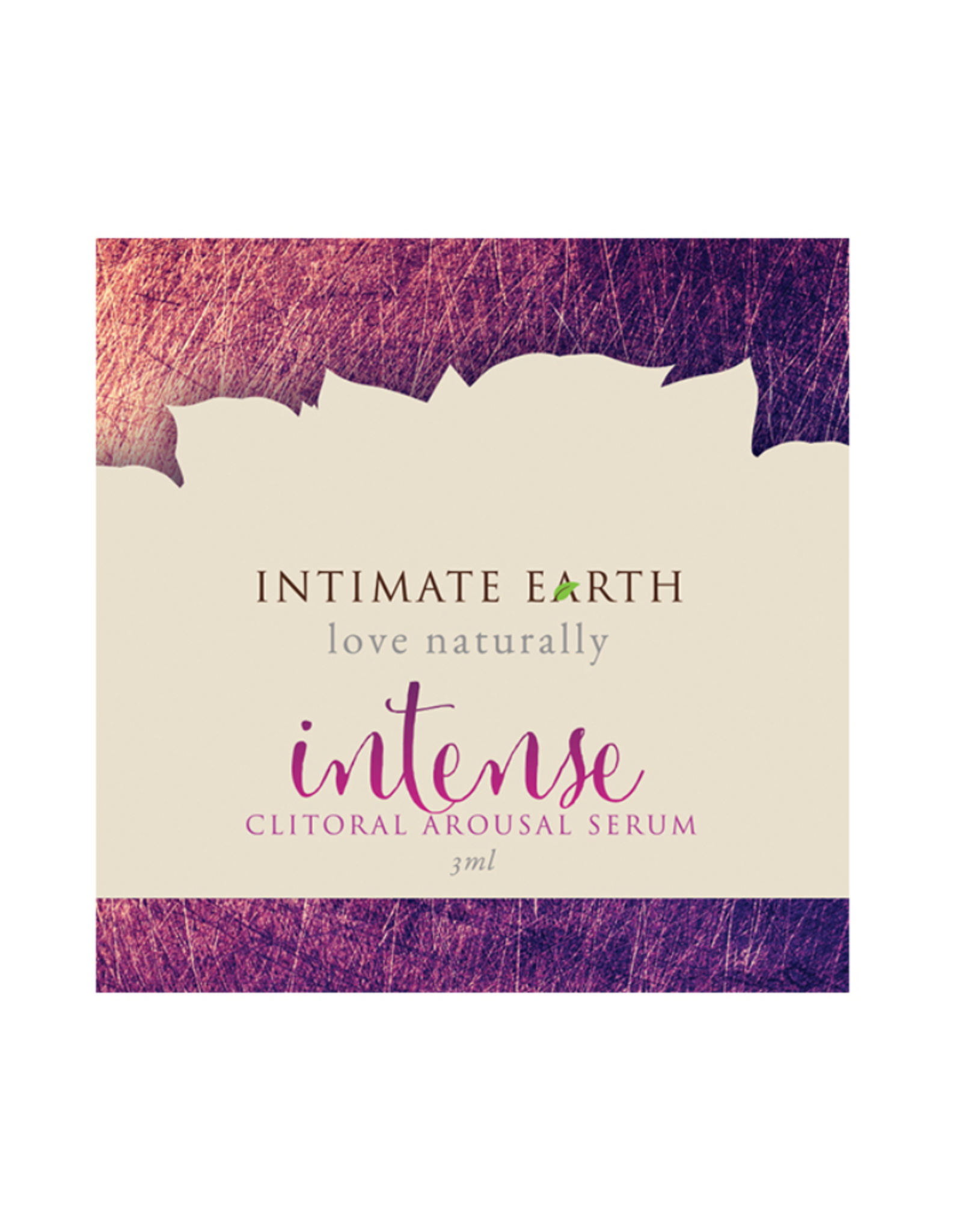 Intimate Earth Intense Clitoral Gel - Foil