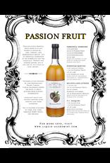 Passion Fruit Syrup 8fl oz