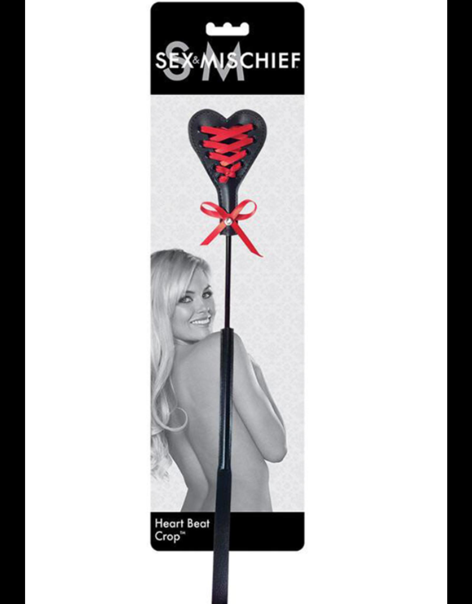 S&M Heart Beat Crop
