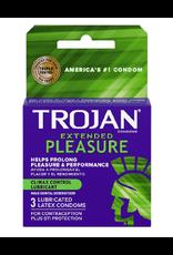 Trojan Extended Pleasure 3pk