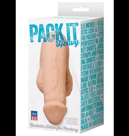 Pack It Heavy - White