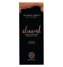 Intimate Earth Massage Oil Foil - 30ml Almond