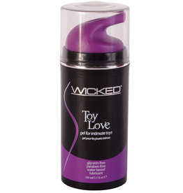 Wicked Sensual Care Toy Love Water Based Gel - 3.3 oz