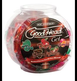Doc Johnson Goodhead Mini Packs from Fishbowl Assorted Flavors