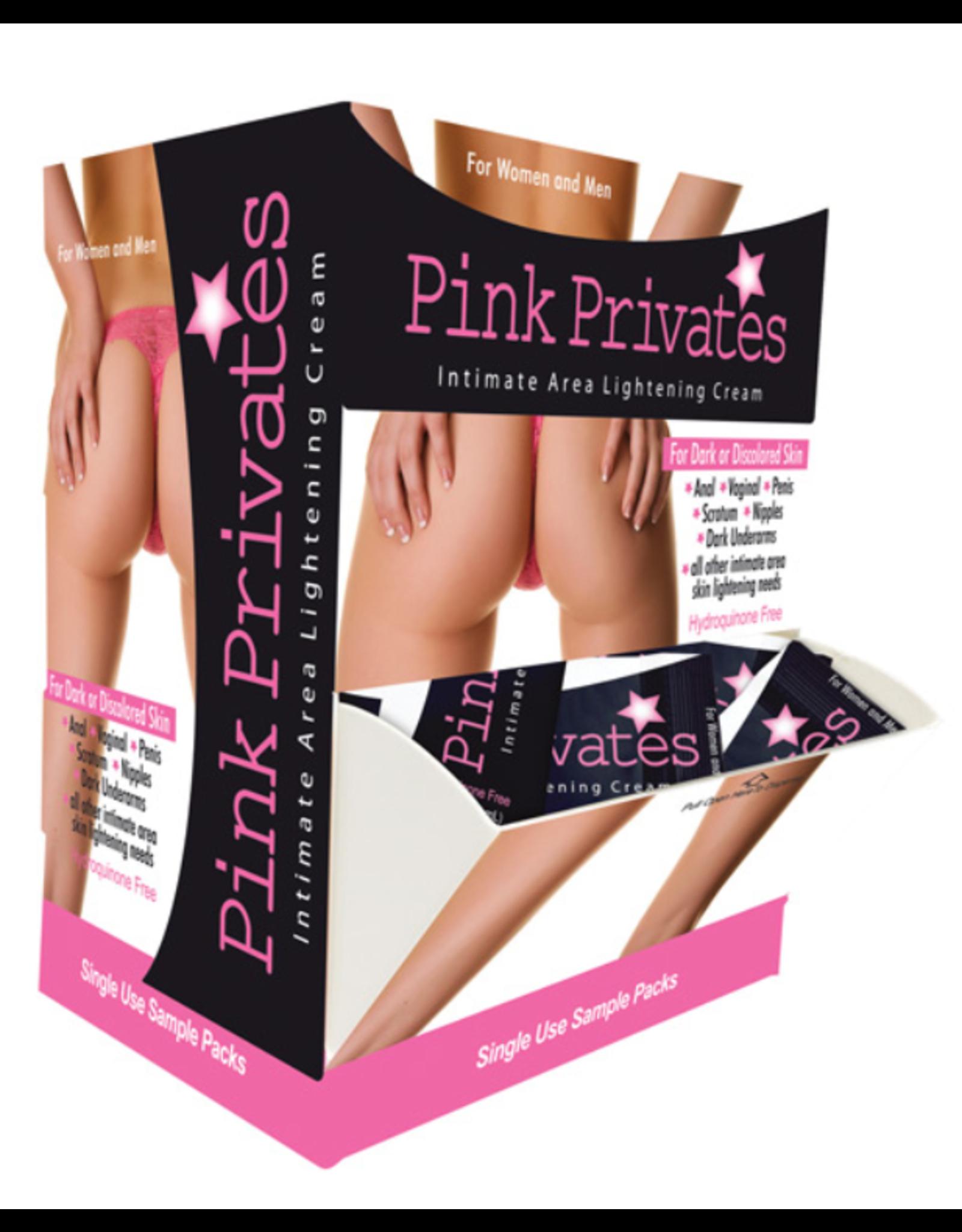 Pink Private Lightening Cream