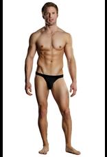 Male Power Bong Thong Black S/M