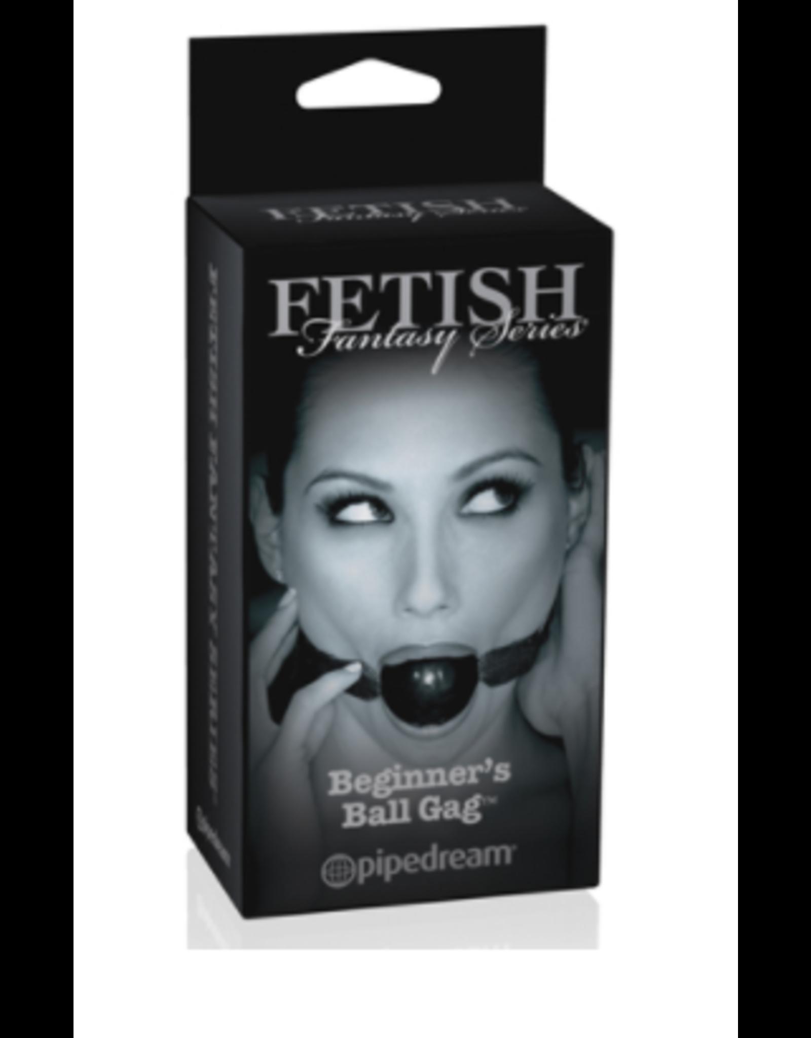 Fetish Fantasy Limited Edition Beginners Ball Gag
