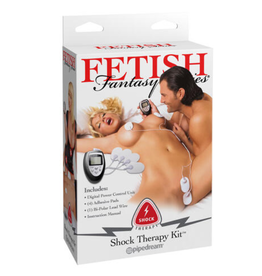 Fetish Therapy Shock Therapy Kit