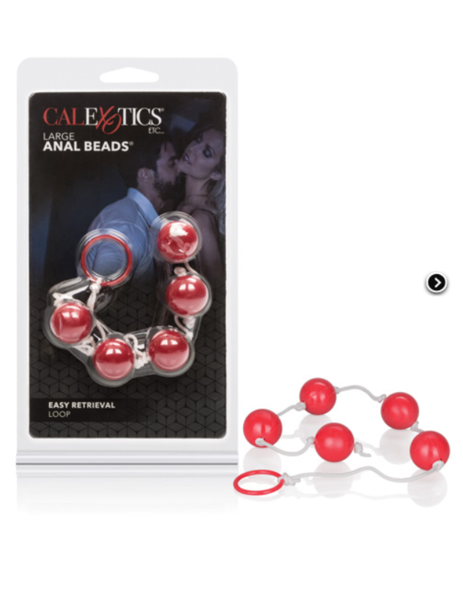 Pipedream Anal Beads Large