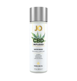 Jo CBD-Infused Water-Based MUST BE 18 OR OLDER TO PURCHASE
