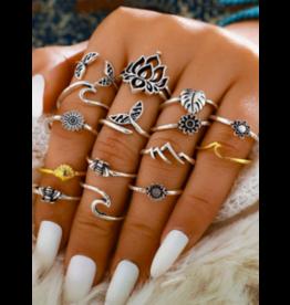 Babylon Ring Individual