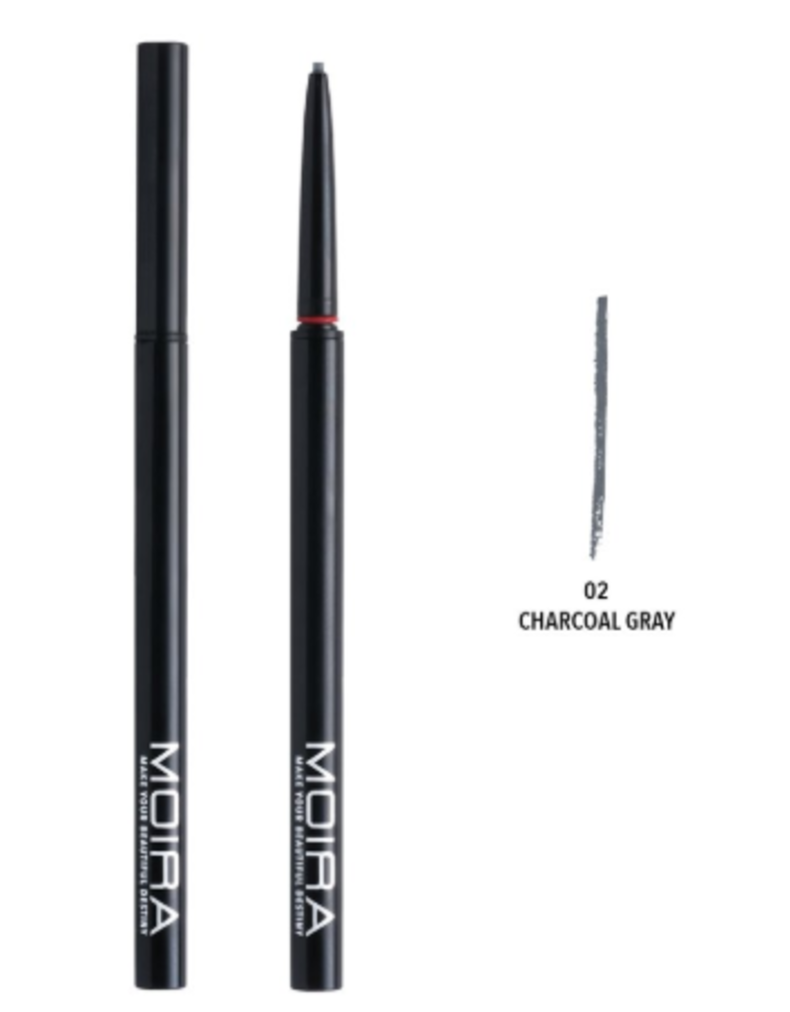 Moira Undeniable Gel Liner 002 Chocolate Gray