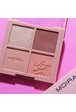 Moira Ready Face Pallete 004- Spot On