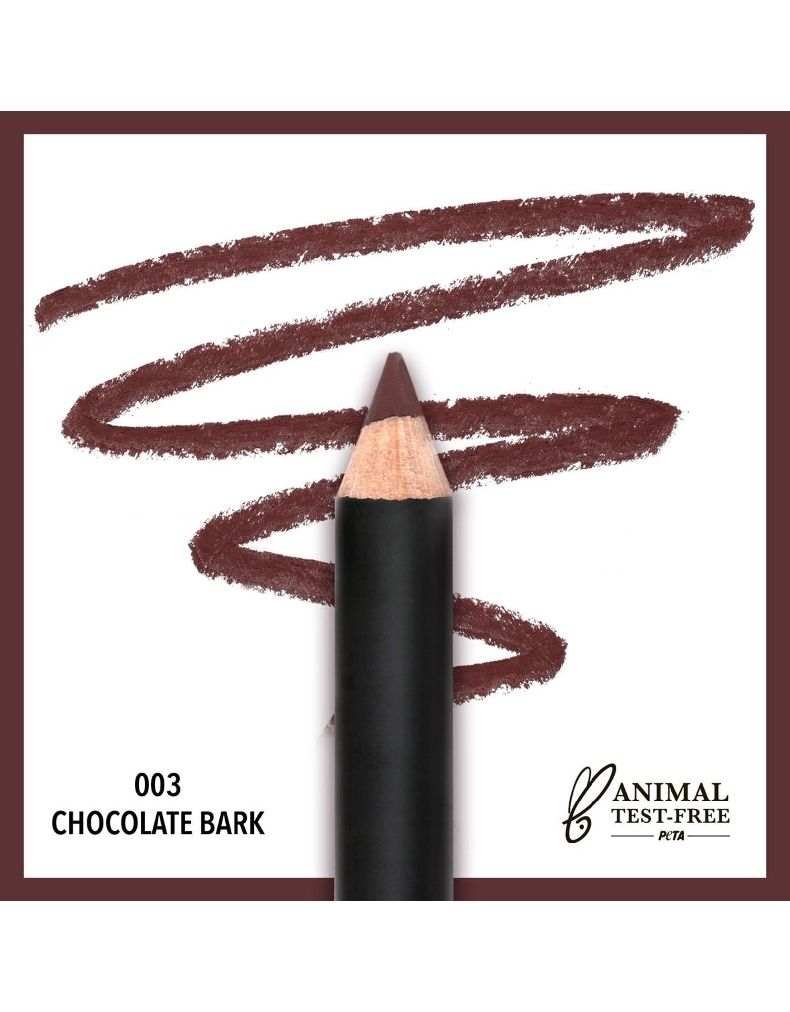 Moira Lip Exposure Pencil Chocolate Bark 003