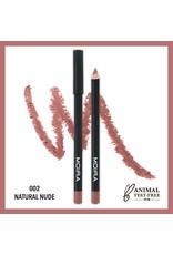Moira Lip Exposure Pencil Natural Nude 002