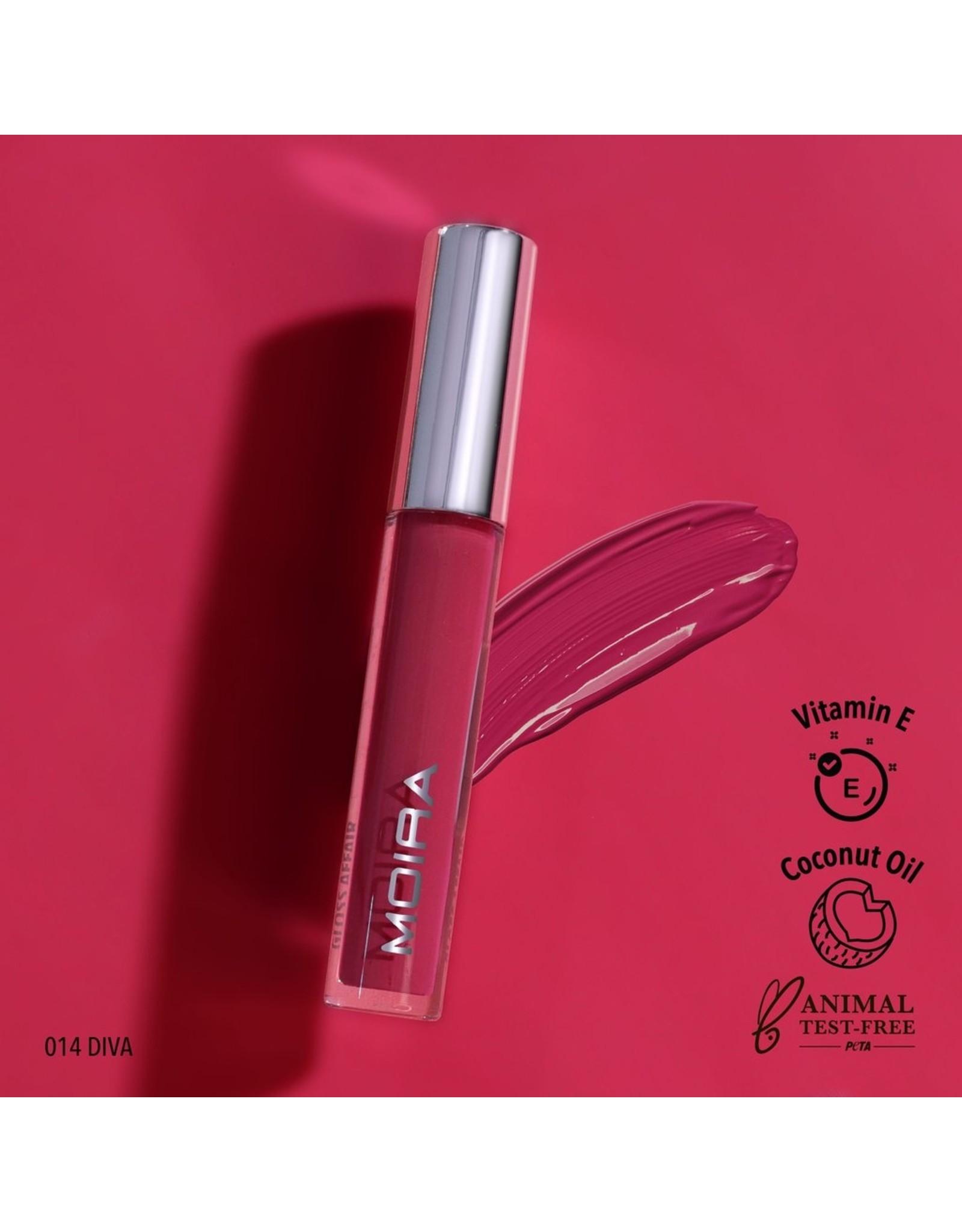 Moira Gloss Affair Lip Gloss 014