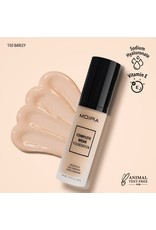 Moira Complete Wear Foundation 150 Barely Beige
