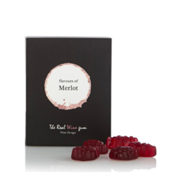 Vinoos Merlot Single Gift Box Suitable for Vegetarians