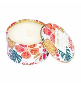 Maui  Aloha Hibiscus Passion Candle