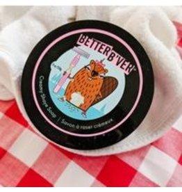 Better B'ver Creamy Shave Soap 8oz