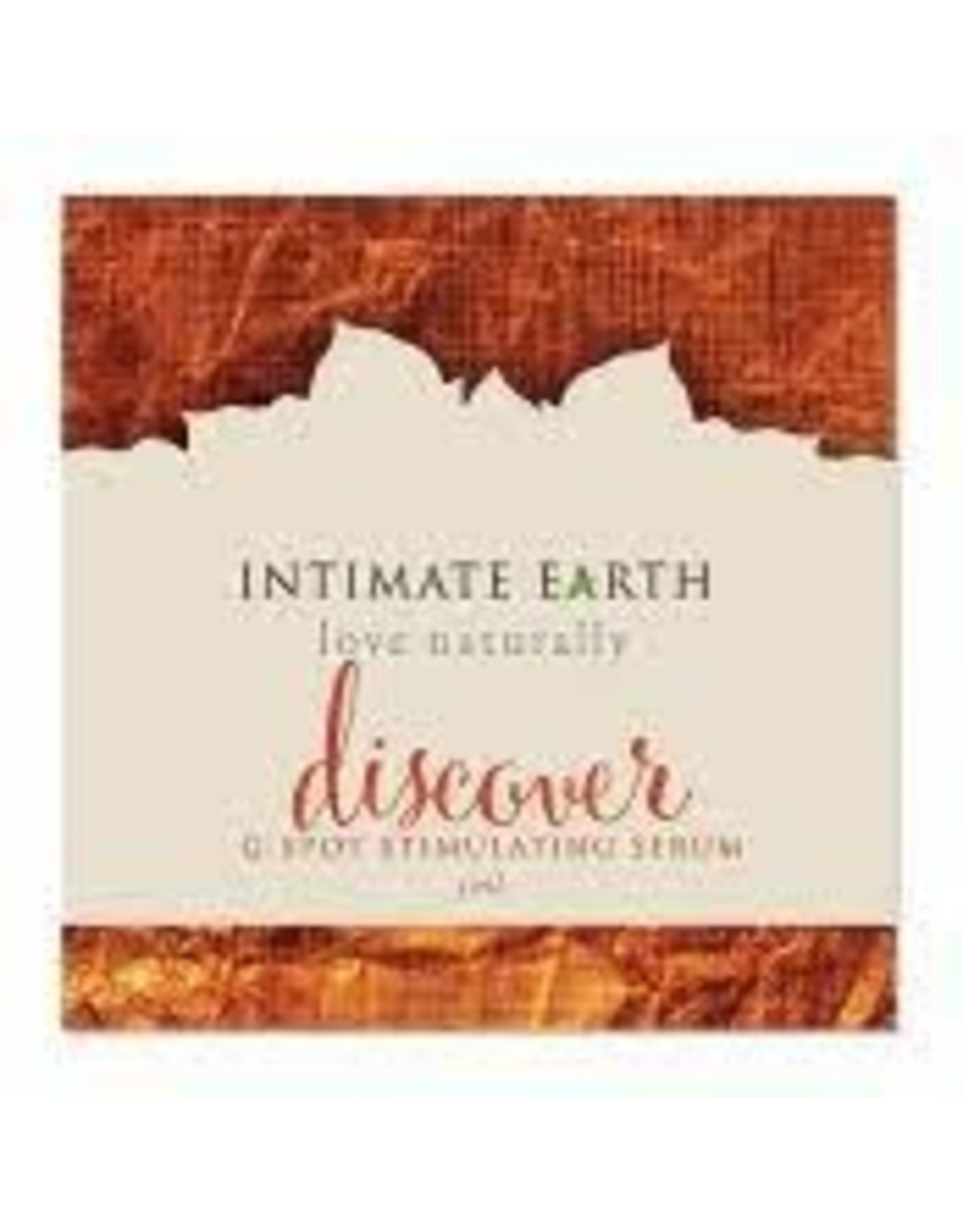 Intimate Earth Discover G-Spot Gel - Foil