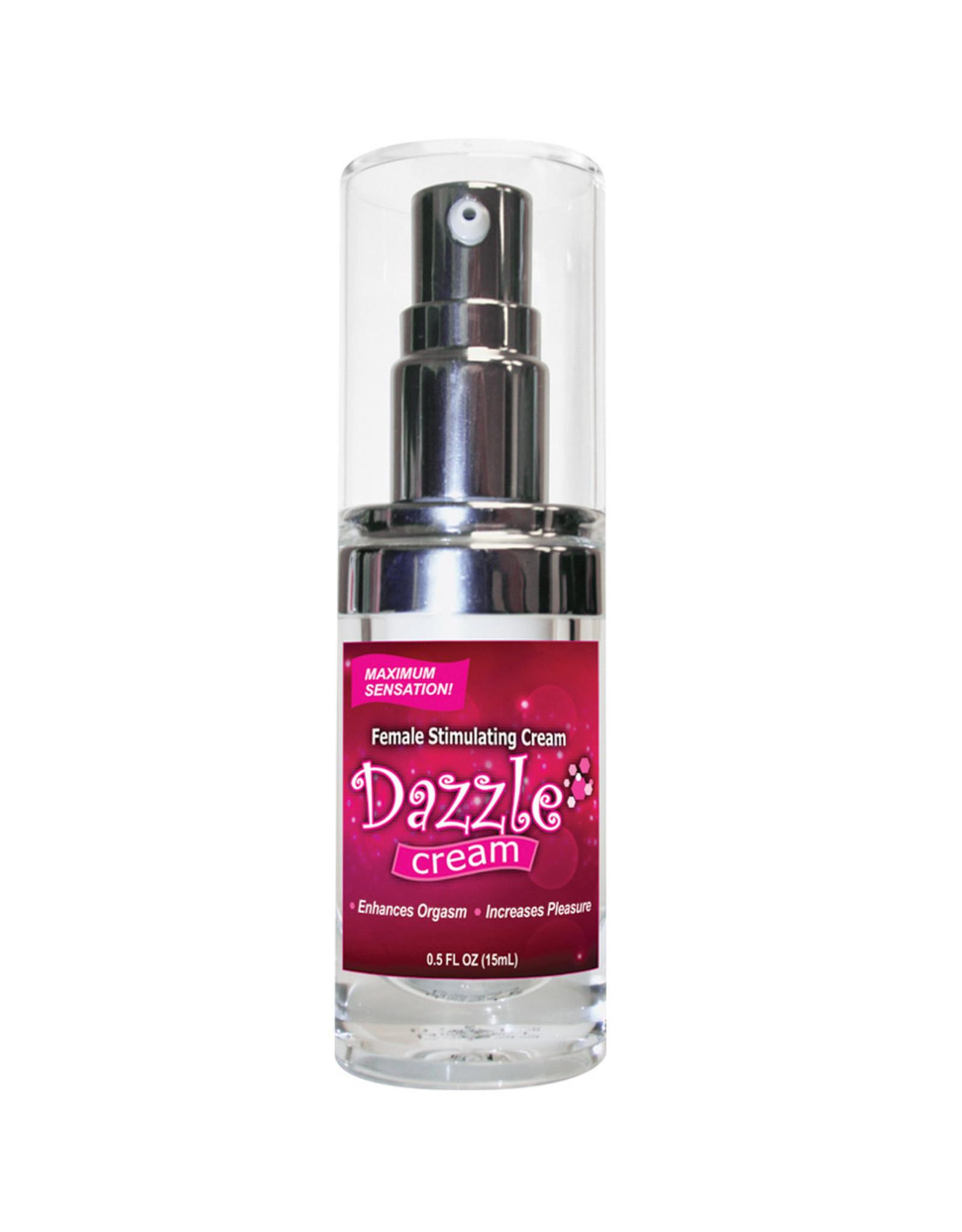 Dazzle Female Stimulating Cream