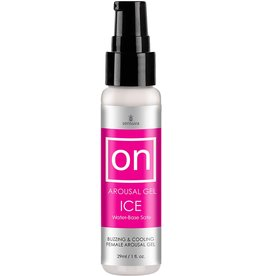 On For Her Natural Arousal Gel Ice 1oz