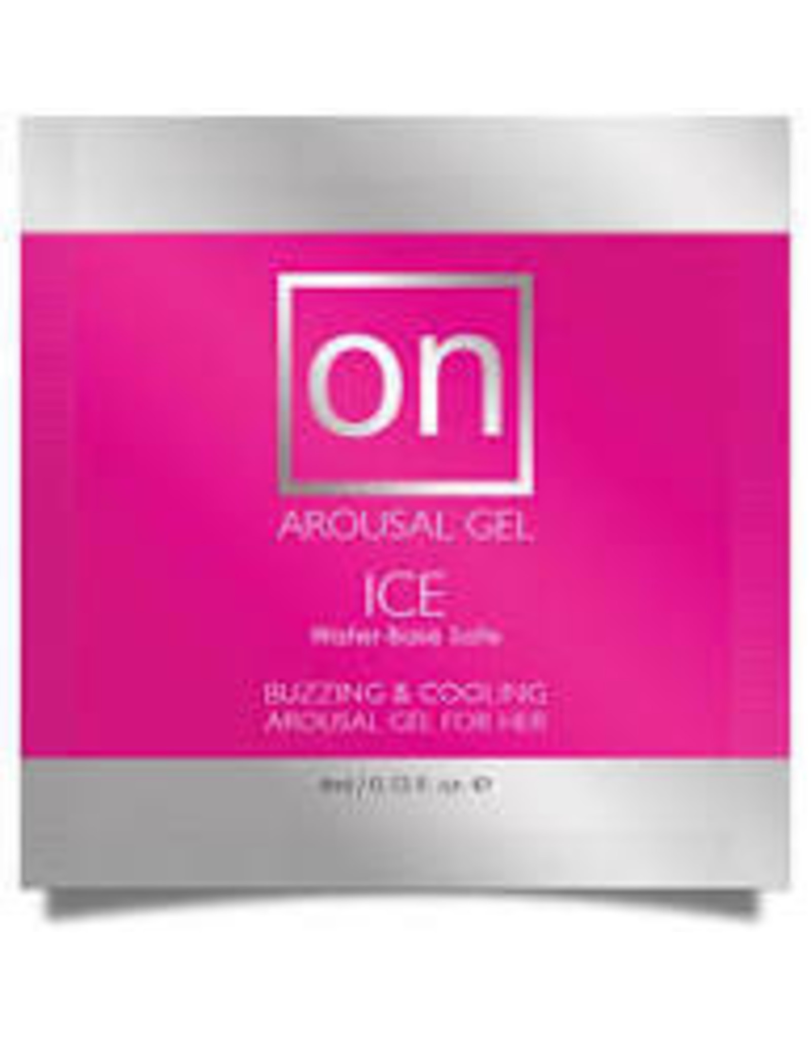 On Natural Arousal for Her .01 fl oz Ampoule Fishbowl