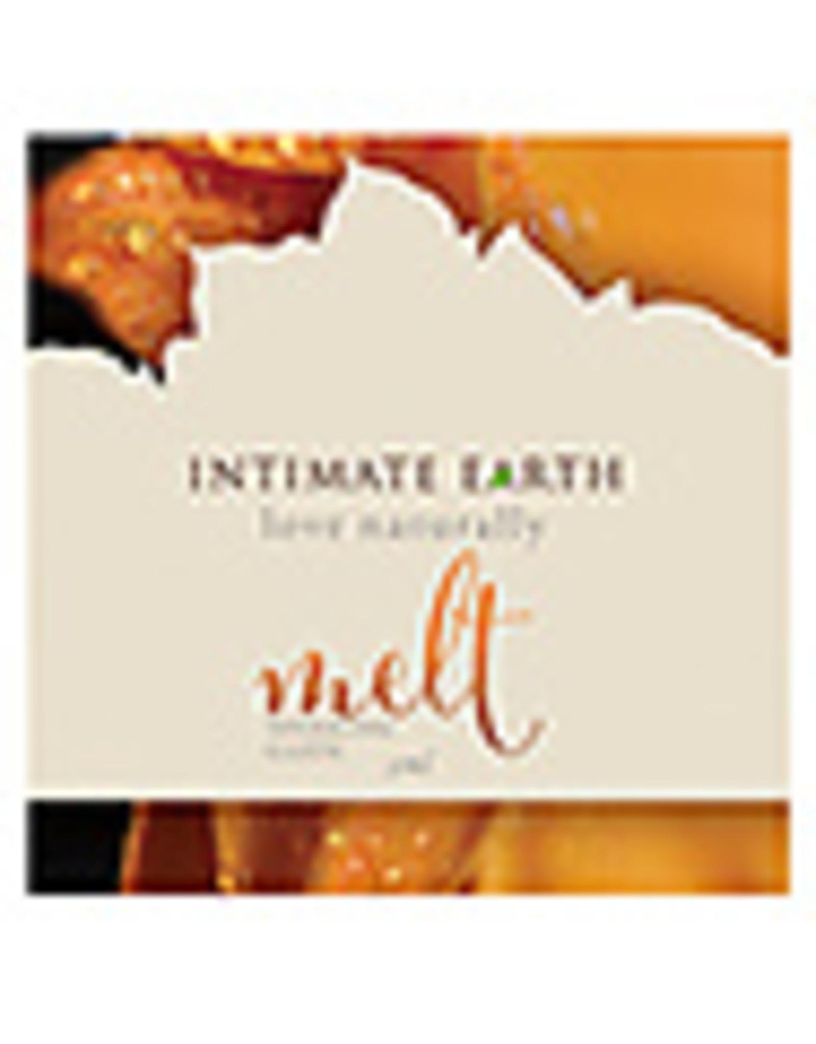 Intimate Earth Melt Warming Glide - 3 ml Foil
