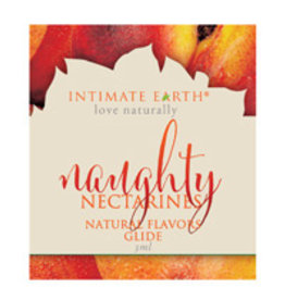 Intimate Earth Oil Foil - 3ml Naughty Nectarines