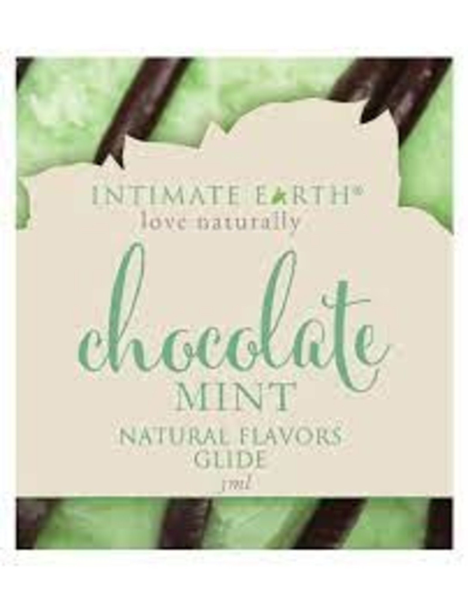 Intimate Earth Oil Foil - 3ml Chocolate Mint