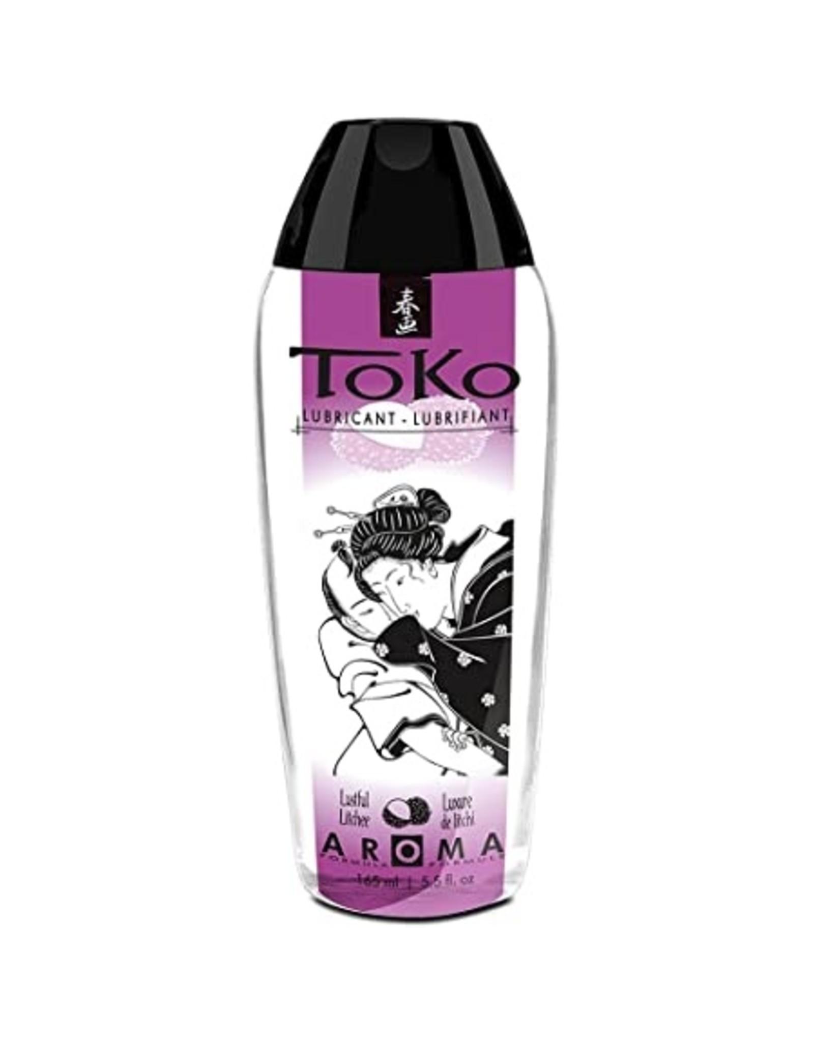 Shunga Toko Aroma Flavoured Lubricant - 5.5 oz Lustful