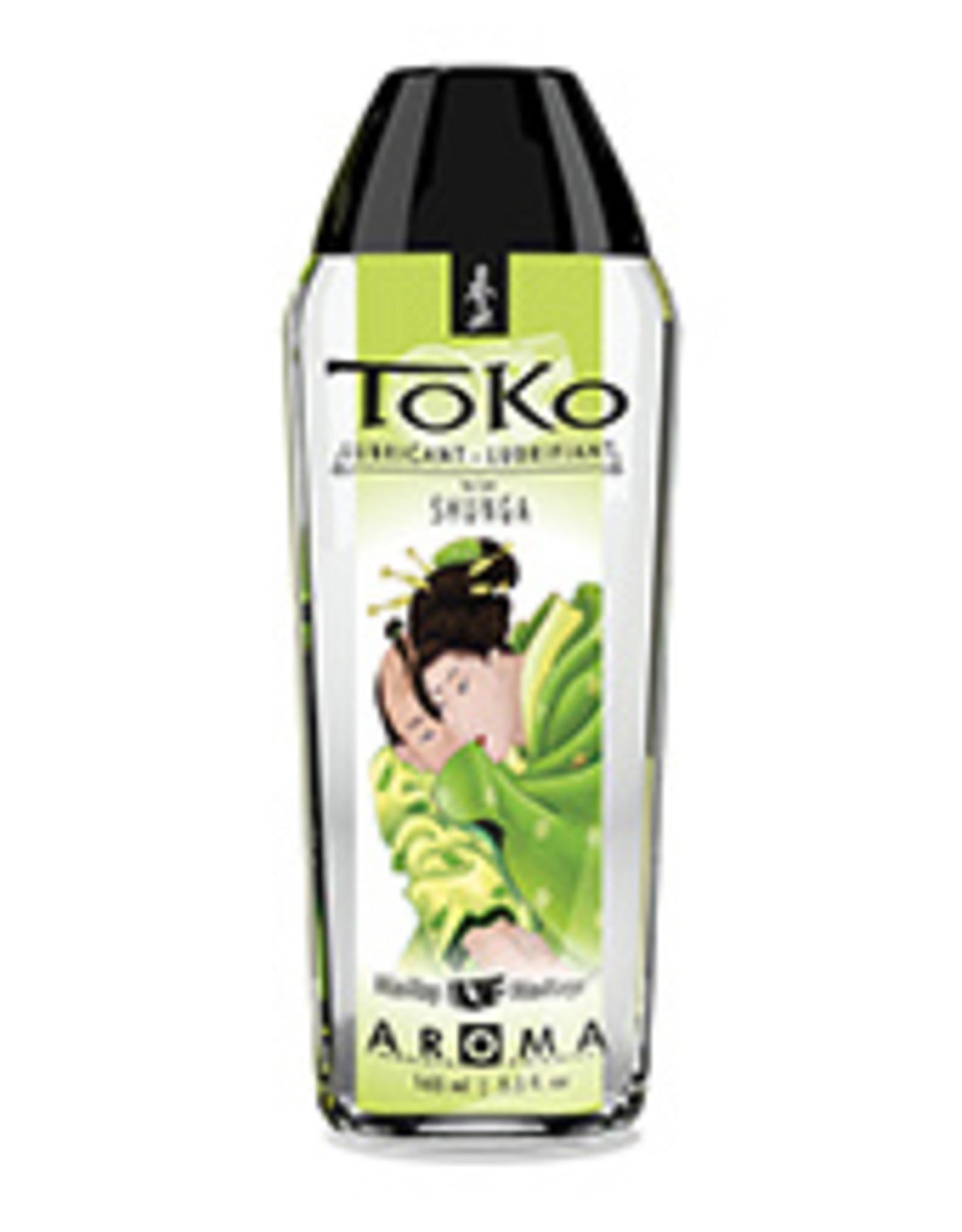 Shunga Toko Aroma Flavoured Lubricant - 5.5 oz Melon Mango