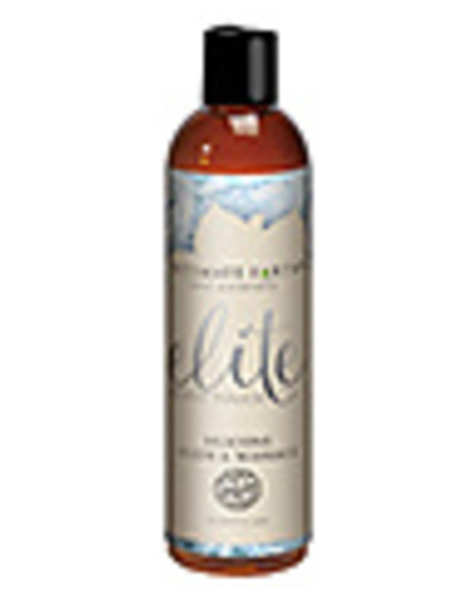 Intimate Earth Elite Velvet Touch Silicone Glide & Massage Oil - 120ml