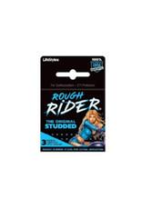 LifeStyles Rough Rider Original Studded (3pk)