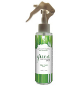 Intimate Earth Toy Cleaner Spray - 4.2 oz Green Tea Tree Oil