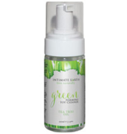Intimate Earth Foaming Toy Cleaner - 100 ml Green Tea Tree Oil