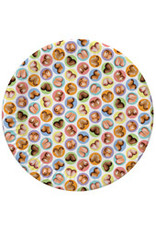 Mini Boob Plates