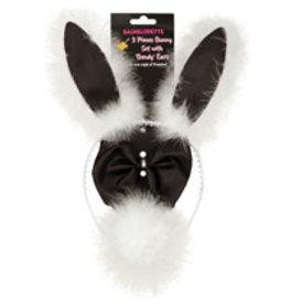 Bachelorette 3pc Bunny Set