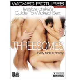 Jessica Drake's Guide to Wicked Sex - Threesomes