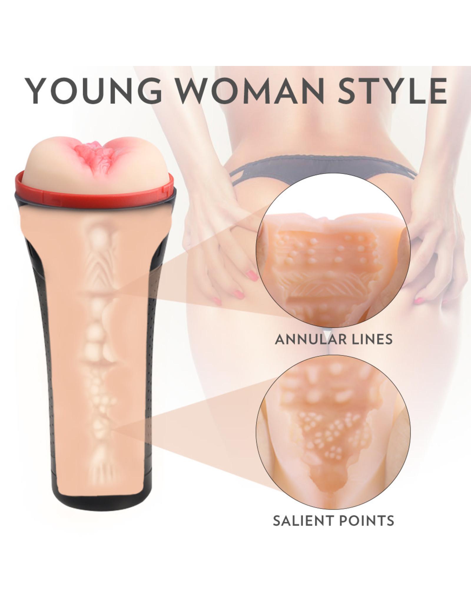 Babylon Babylon Vagina Stroker 40% SALE