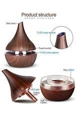 Mini Wood-Like Oil Diffuser