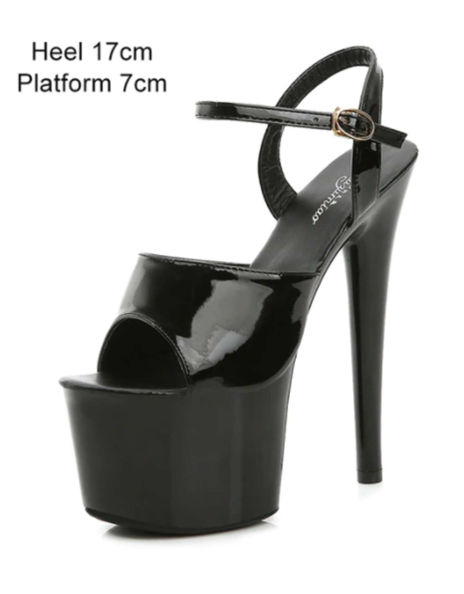 Black Standard Platforms