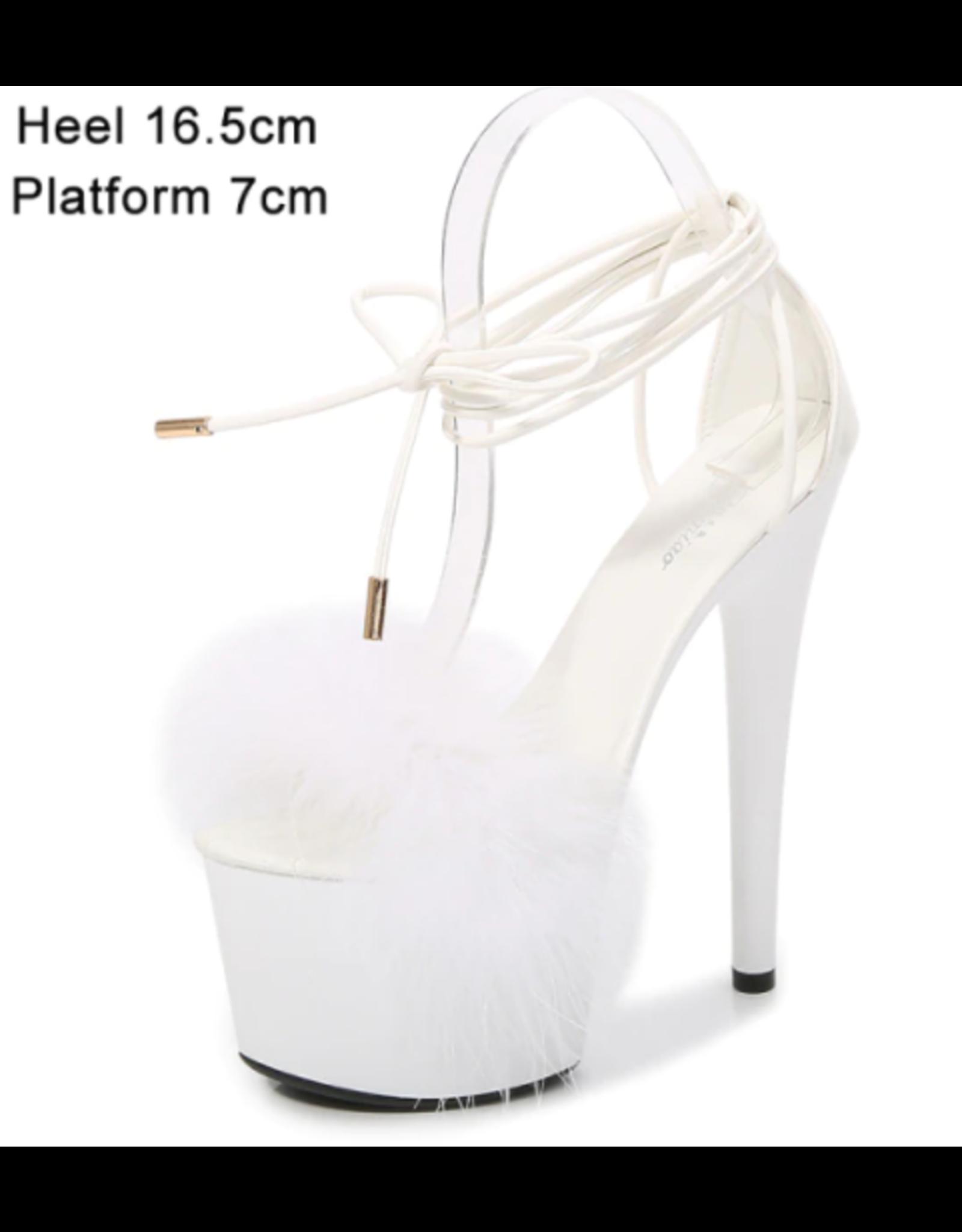 White Feather Platforms