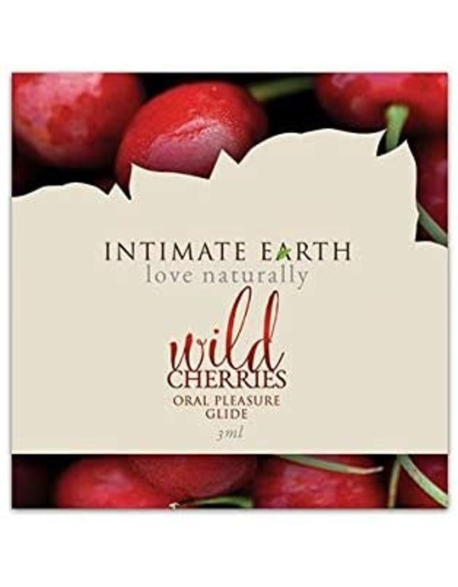 Intimate Earth Wild Cherry 3m Foil