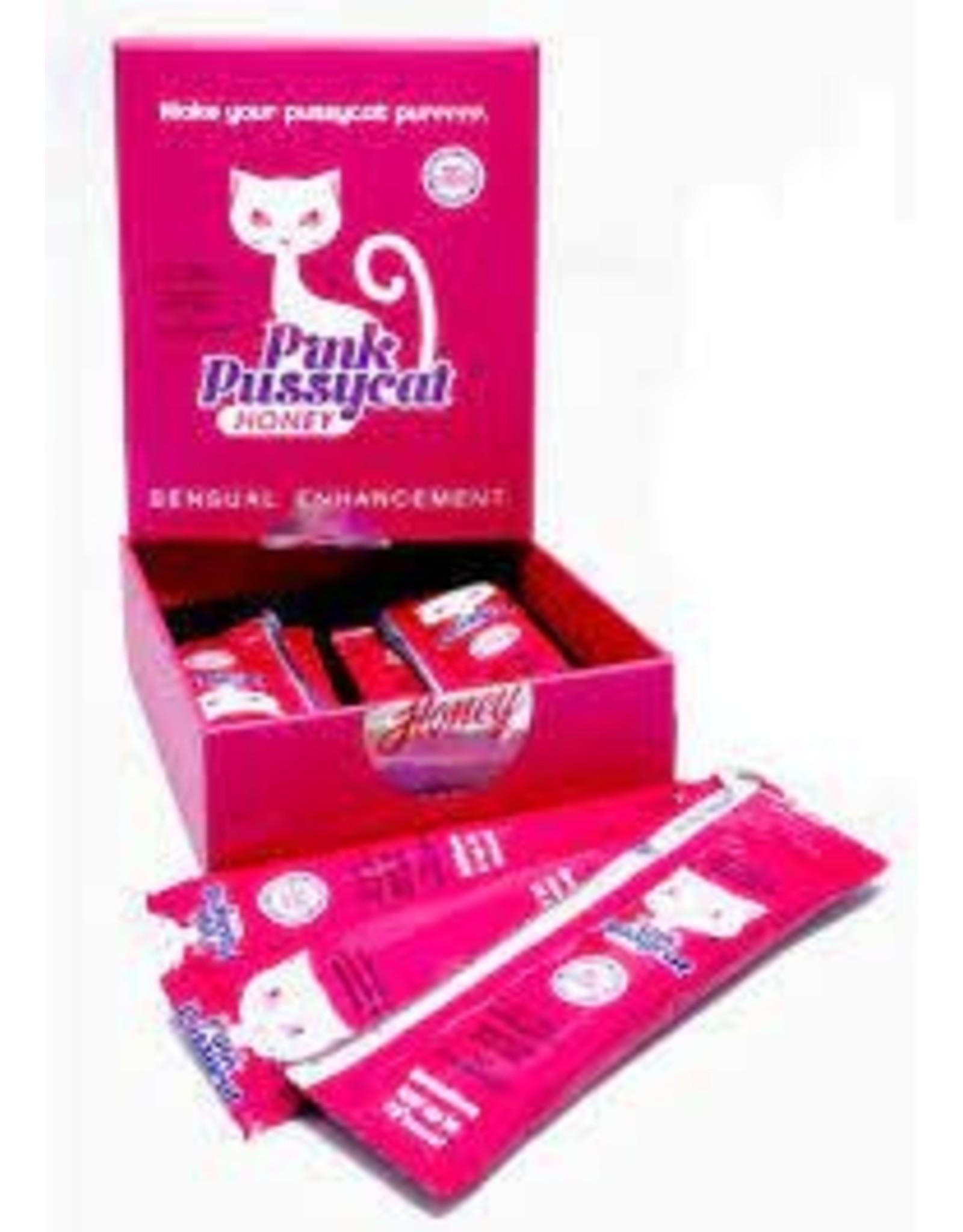 Pink Pussycat 1 Pill Female Sensual Enhancer